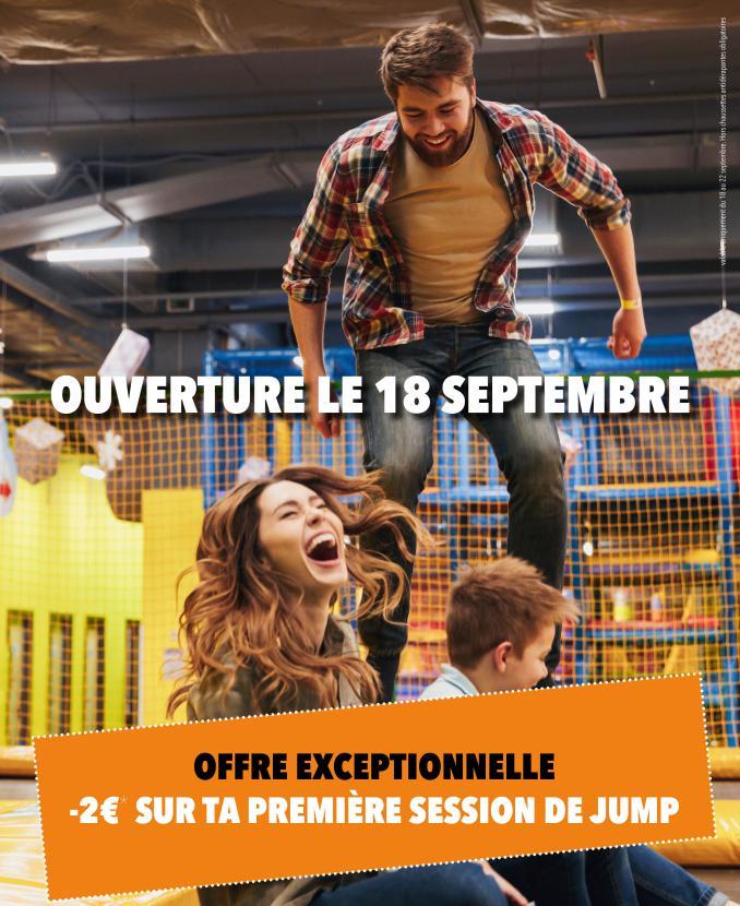 Trampoline Park Seine et Marne 77